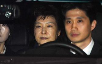 韓國法院批準逮捕前總統樸槿惠