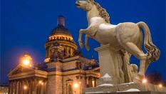 聖彼得堡伊薩基輔大教堂掠影