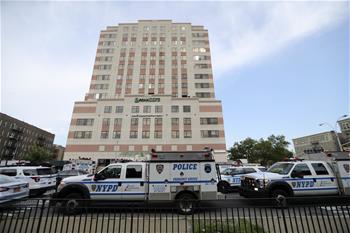 美國紐約市一醫院發生槍擊事件