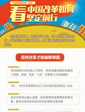 看中國改革如何堅定前行