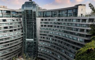 上海:廢棄礦坑變身獨特酒店