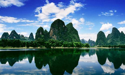 """""""中國旅遊日"""":大美中國這些景區你不能錯過"""