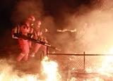 """火災中,""""隱形燒傷""""更危險"""