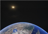 太空的水怎麼採?難道也要挖口井?