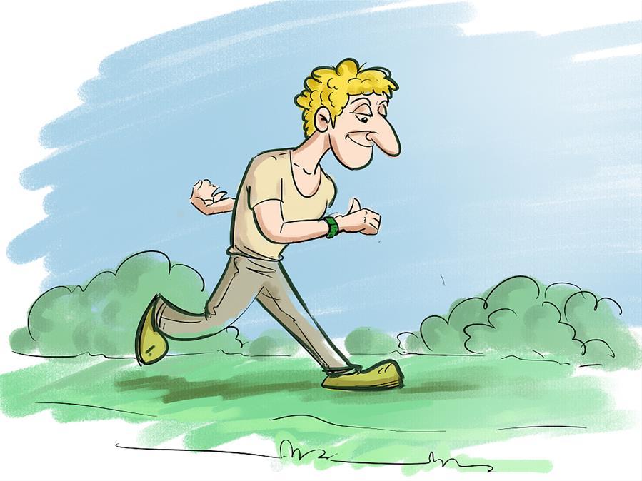 中年生活方式健康或晚十年患慢性大病