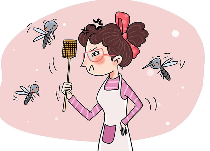 夏天蚊子多,學會這幾招幫你有效防蚊