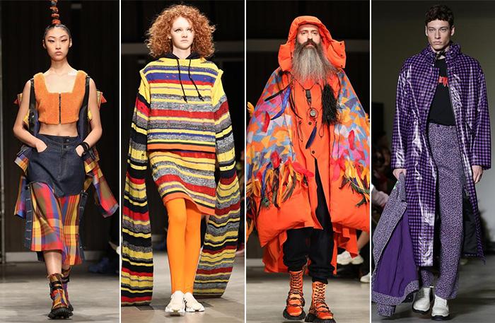 时尚摄影大片:米兰时装周来袭