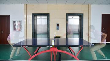 【光影輕課堂】一個人的乒乓球賽 你參加過嗎?