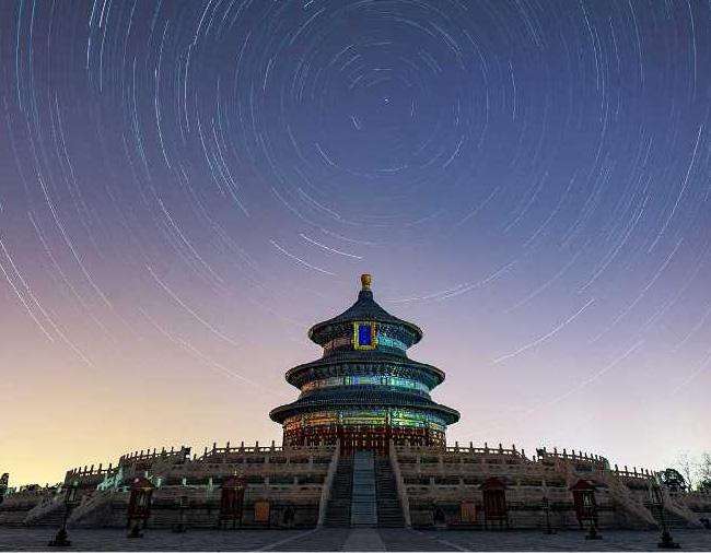 """""""天壇建成600年""""主題攝影作品展在天壇公園展出"""