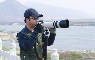 仲偉傑 國家一級保護動物和瀕危鳥類攝影師