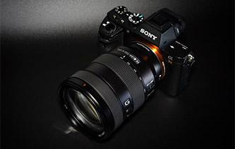 索尼 FE 24-105mm F4 G OSS 试用