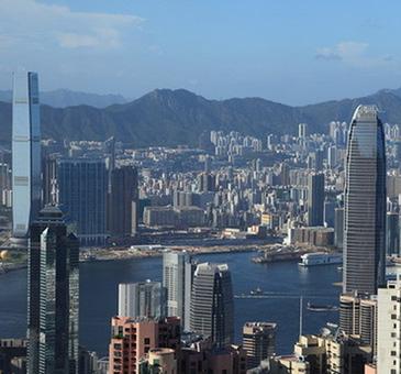 """""""一國兩制""""是香港保持長期繁榮穩定的最佳制度安排"""