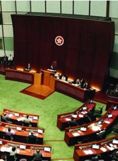 回歸以來香港民主政制依法穩步推進