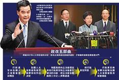 內地居民赴香港個人遊