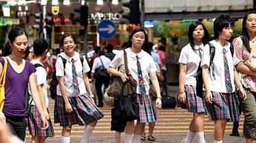 學中國歷史是香港學生的權利和義務