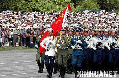 中華人民共和國香港特別行政區駐軍法