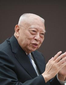 """董建華:""""一國兩制""""在香港取得巨大成功"""