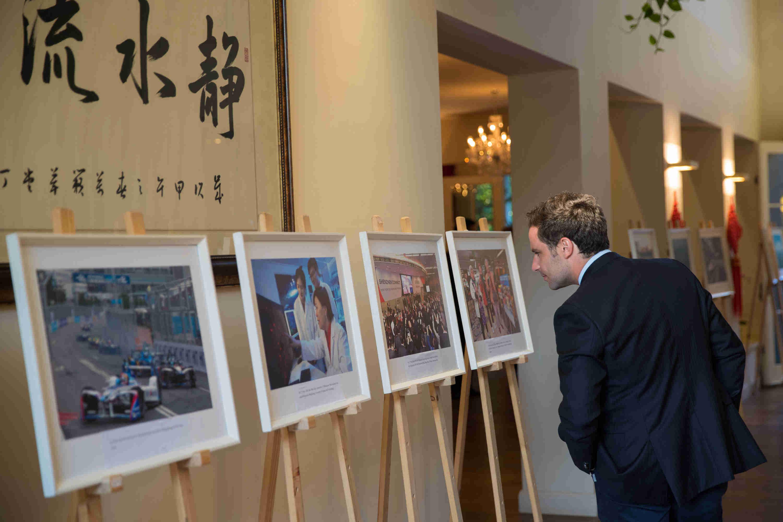 中國駐以色列大使館舉辦慶祝香港回歸20周年招待會