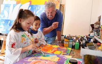 悉尼舉行世界兒童日體驗活動