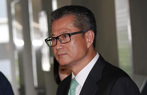 陈茂波:国家加大开放 香港准确定位乘势而上