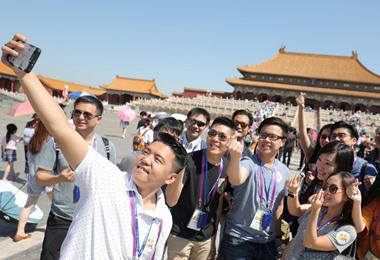 香港青年代表高度评价内地参访活动