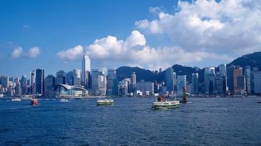 香港發揮優勢與灣區城市互聯互通