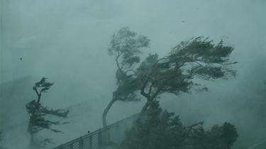 香港發出最高級別熱帶氣旋警告信號