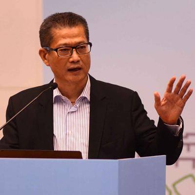 陳茂波:國家加大開放 香港準確定位乘勢而上
