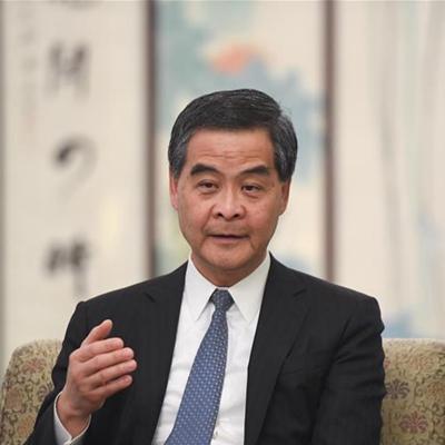 梁振英:國家新時代 香港大未來