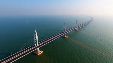 大橋上的中國|跨海工程港珠澳