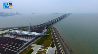 """港珠澳大桥:了不起的""""超级工程"""""""
