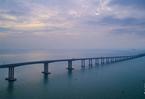港珠澳大桥澳门口岸通车首日见闻