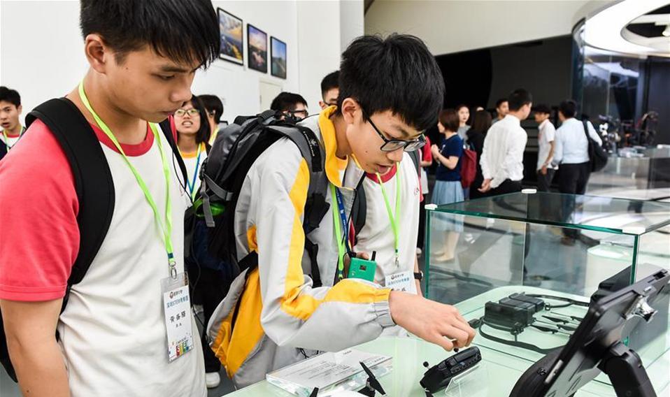 百名香港師生開啟探訪內地改革開放發展成就之旅