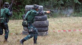 駐港部隊軍事日活動帶來別樣體驗
