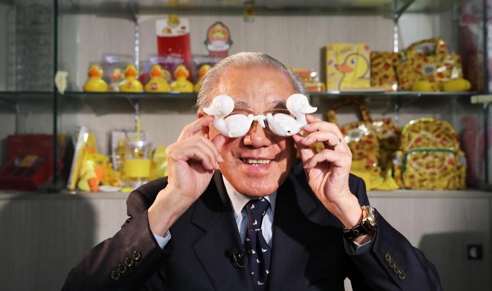 """""""香港小黃鴨之父""""林亮:從代工廠到玩具品牌夢工廠"""