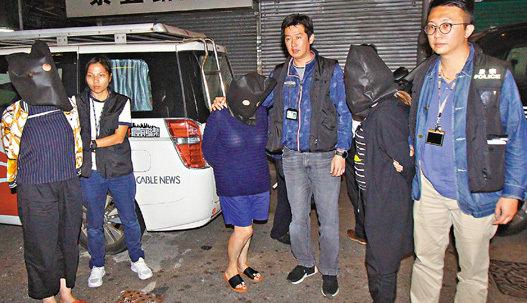 香港警方瓦解一盜竊集團 3外籍女子聲東擊西偷巨款