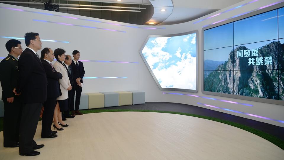 回顧香港與國家同發展共繁榮的40載——香港舉辦改革開放40周年展覽