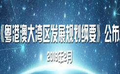 專題:《粵港澳大灣區發展規劃綱要》公布