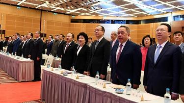 全國兩會精神宣講分享會在香港舉行