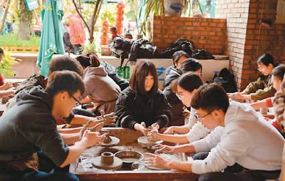 成都:港青創新創業的熱土