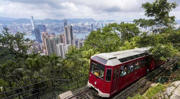 香港山頂纜車將升級改造 4月23日起暫停服務