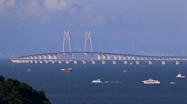 澳門將參與大灣區建設納入發展規劃