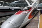 廣深港高鐵香港段上半年總乘客量達990萬人次