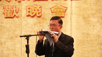 香港艺术界人士举行联欢晚会庆祝新中国成立70周年