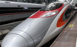 廣深港高鐵香港段開通一周年