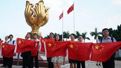 香港同胞心中的国与家