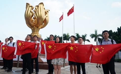 香港同胞心中的國與家
