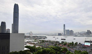香港青年:感受愛國情 堅定奮鬥心