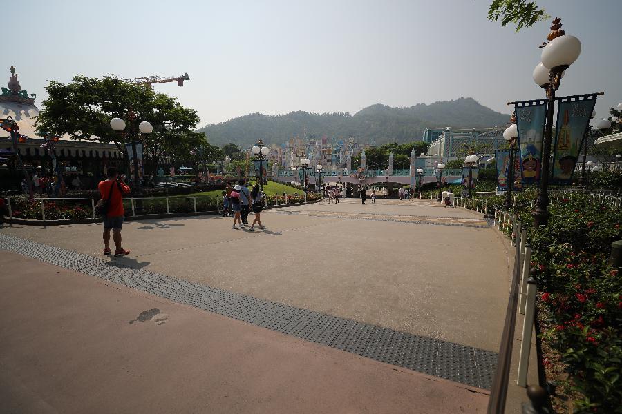 持續下跌!暴力重負正將香港經濟推向谷底