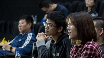 """""""在内地求学工作,和祖国共同成长""""——在京香港青年分享""""追梦""""故事"""